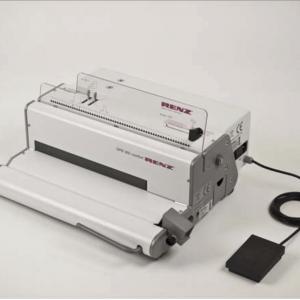 Renz SPB 360 ComfortPlus: Coil Binding Machine