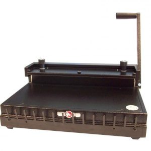 Rhin-O-Tuff Onyx HD 8000: Wire Closing Machine