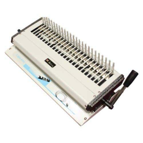 Akiles CBM 650 with Stand: Plastic Comb Opener