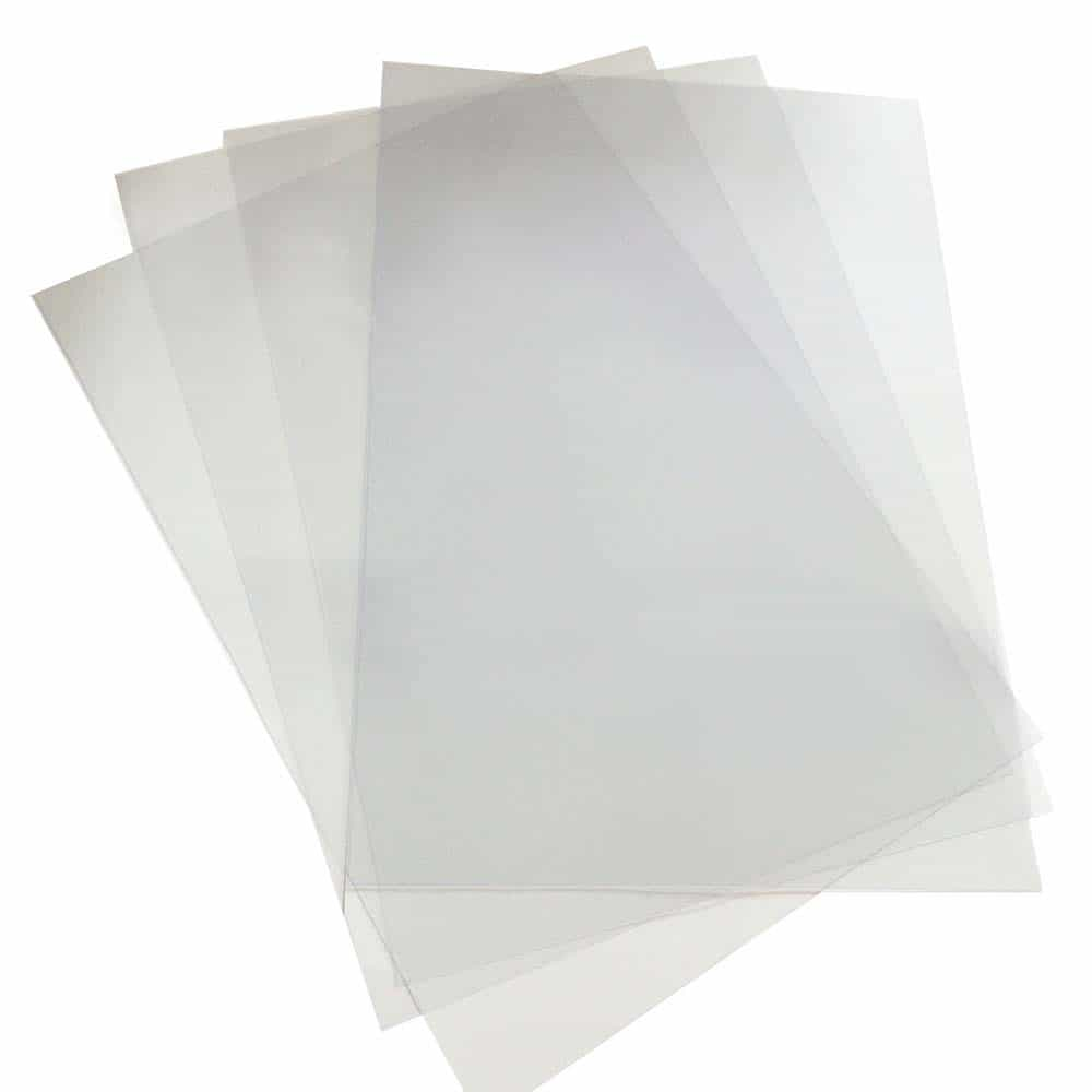 transparent report covers 10mil clear or frosted lowest prices