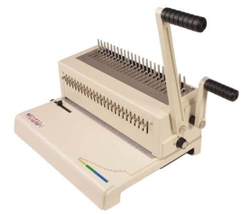 AlphaBind-CM Comb Binding Machine