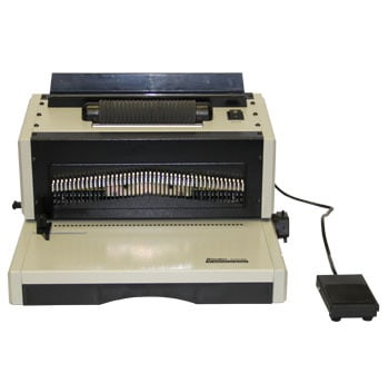 OPTIMUS-46HD Coil Binding Machine